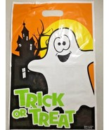 """50 x Large 11x17"""" Halloween Trick or Treat Candy Goody Bag- Friendly Gho... - $12.61"""