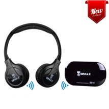 Bingle B616 Wireless Stereo Headphone Ergonomic Headset With FM For PC T... - $473,01 MXN
