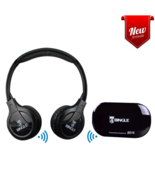 Bingle B616 Wireless Stereo Headphone Ergonomic Headset With FM For PC T... - $25.11