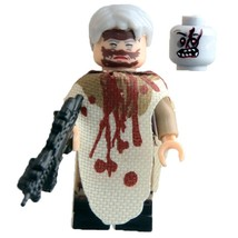 1 Pcs Super Heroes The Walking Dead Carol With Gun Fit Lego Building Blo... - $6.99