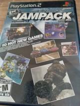 Sony PS2 JamPack Volume 13 DEMO DISC image 1