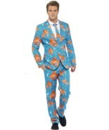 Goldfish Suit, XL, Adult Costumes Stand Out Suits Fancy Dress - £68.86 GBP