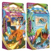 Pokmon 175-80757 Pokemon- & 4 Vivid Voltage-Theme Decks-Set Of 2 Char - $82.99