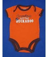 Carters NB Newborn Grandpas Little Buckaroo Cowboy Bodysuit Romper One P... - $7.91
