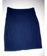 New Womens Girls Teen Hollister Skirt Black XS Stretch Cotton Elastane NWT - $16.00