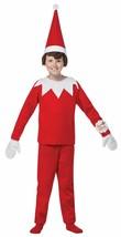 Rasta Imposta Elf On The Shelf Santa Xmas Holiday Christmas Child Boys Costume - £35.59 GBP