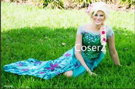 Elsa Birthday Dress - $145.00