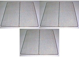 3 Excalibur Dehydrator Stainless Steel Trays Replacement UPGRADE Food Sh... - $61.67