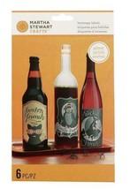 Martha Stewart Crafts Wine Labels, Animal Masquerade Halloween - $8.50