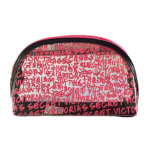VS Victoria's Secret Wicked Large Cosmetic Beauty Bag NEW - $19.99