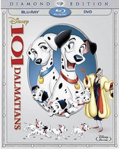 Disney 101 Dalmatians (Blu-ray/DVD, Diamond Edition)