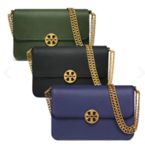 TORY BURCH Chelsea Convertible Shoulder Bag with Free Gift Free Shipping - $229.00