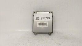 2008-2012 Chevrolet Colorado Chassis Control Module Ccm Bcm Body Control 66343 - $134.44