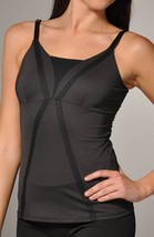 Spanx 1215 Black Cinch It Top Notch Shaping Slimming Cami Top - $12.86+