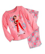Disney Store Elena of Avalor Sleep Set for Girl... - $39.95