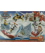 NEW SEALED Nickelodeon Paw Patrol Advent Calendar - $32.43