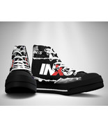 INXS Canvas Sneakers Shoes - $29.99