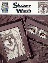 Shadow Watch Wolf True Colors Cross Stitch PATTERN/INSTRUCTIONS/NEW - $4.47