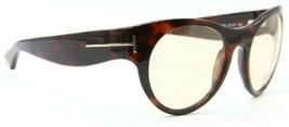 New Tom Ford Tf 5096 820 Havana Authentic Sunglasses 53-21 - $140.25