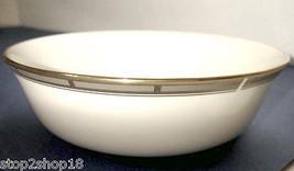 Lenox Desert Vista All Purpose Bowl Gold Banded New - $24.90