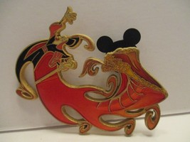 Disney Pin Trading Aladdin Jafar Being Bad Series 28580 Cobra Snake 2004... - $21.03