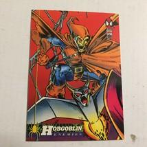 1994 Marvel Spider-Man Hobgoblin Enemies Comics Trading Card - $2.99