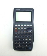 Casio Algebra FX 2.0 Graphic Calculator with Cover Tested Works - $25.96