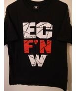 ECW EC F'N W Authentic One Night Stand Hammerstein Ballroom Shirt Men's ... - $55.40