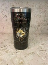 Tervis The Marauders Map Stainless Steel  Black Wrap With Travel Lid 16 oz NEW - $17.35