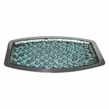 nu steel Sea Foam Amenity Tray - $36.68