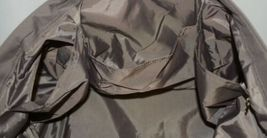 WB Brand M630HRBN Herringbone Ultimate Tote Cotton Inside Lining image 3