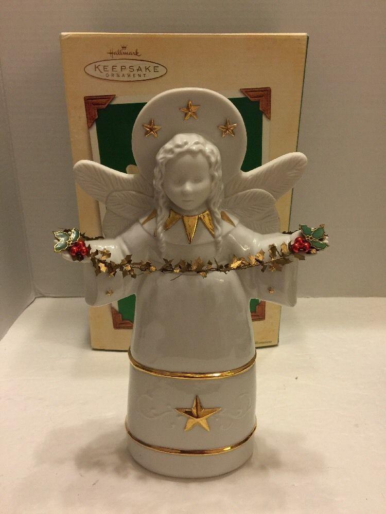 hallmark keepsake christmas angel display and similar items