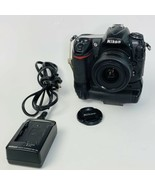 Nikon D D300S 12.3MP Digital SLR Camera- Black-Kit w/ DX NIKKOR 35mm f/1... - $650.00