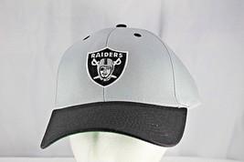Oakland Raiders Silver/Black NFL  Baseball Cap Adjustable - €23,06 EUR