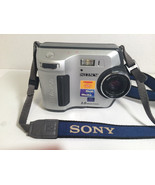 SONY FD MAVICA 2.0 MEGA PIXELS 6X PRECISION DIGITAL ZOOM CAMERA MODEL MV... - $12.59