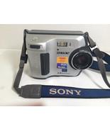 SONY FD MAVICA 2.0 MEGA PIXELS 6X PRECISION DIGITAL ZOOM CAMERA MODEL MV... - $15.83