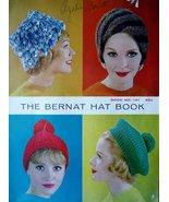 Bernat Hat Book Number 101 [Paperback] Carleen Goldsmith - $2.20