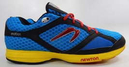 Newton Motion Men's Running Shoes Size US 13 M (D) EU 47 Red Blue M000312