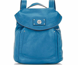 Marc Jacobs Backpack Totally Turnlock Aquamarine NEW - $225.72