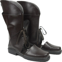 Cosplay Boots Shoes for Final Fantasy XIII-2 Noel  - $74.95