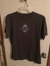 Tampa Bay Rays Man's Knit Shirt.  Size L.   NWOT - $7.95