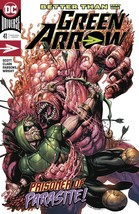 Green Arrow #41 NM DC - $3.95