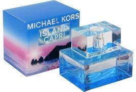 Michael Kors Island Capri 1.7 Oz Eau De Parfum Spray image 3