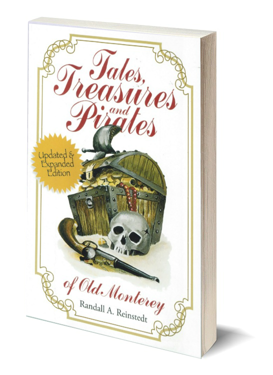 3d tales treasures and pirates of old monterey