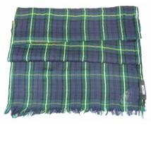 Unisex Scarf wool checks MOSCHINO Plaids&checks 0497 - $47.26