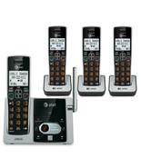 4 Handset Answering System CID By ATT - $134.70