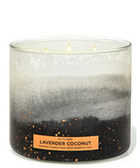Bath & Body Works Lavender Coconut Three Wick 14.5 Ounces Scented Candle - $23.95