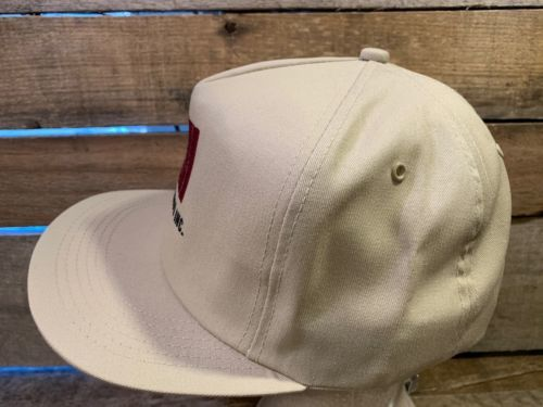 J. WILKINSON INC Vintage Made In USA Snapback Adult Cap Hat image 2
