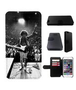 Jimi Hendrix Samsung Galaxy note 4 wallet leather case, galalxy note 4 w... - $17.81