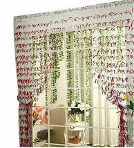 Koala Superstore Willow Line Door String Curtain Window Panel Room Divid... - $18.54